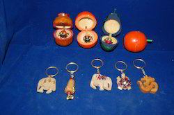 Wooden Toys & Keychain