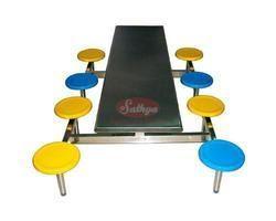 Aluminum Canteen Table