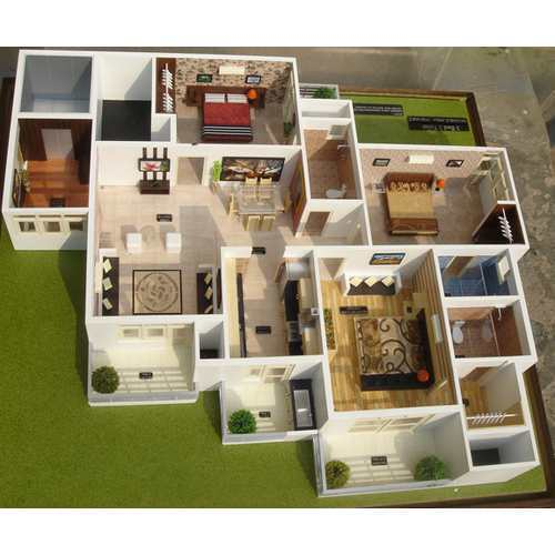 Interior Model Maker Architectural Models