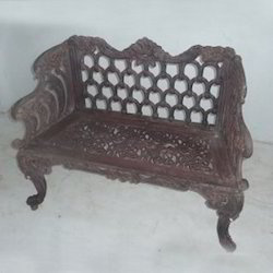 Cast Iron Sofa