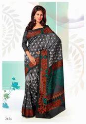 Designer Vibrant Design Sarees