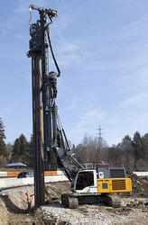 Liebherr Piling Rig  Repair Services