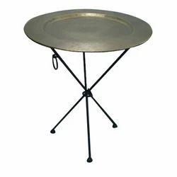 Metal Tripod Table