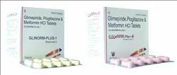 Glimepride Pioglitazone Metformin Tablet
