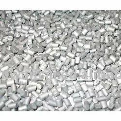 Polypropylene Silver Granules