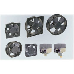 AC-DC Instrumental Cooling Fans