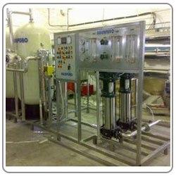 industrial reverse osmosis system plant