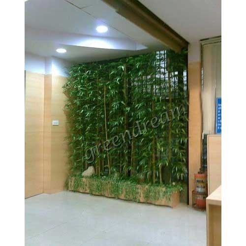 Artificial Plants And Flowers Artificial Bamboo Wall