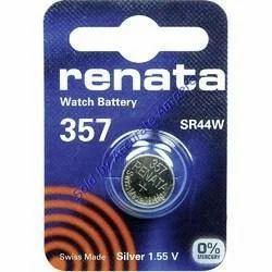 Renata SR44W 357 1.55V Silver Oxide Battery