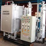 Ammonia Cracker with Purifier.