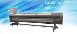 Inkjet Solvent Printer