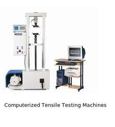 Computerized Tensile Testing Machines