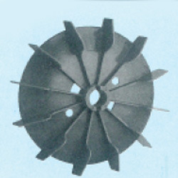 Plastic Fan Suitable For 112 Frame Size