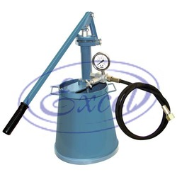 manual test pumps