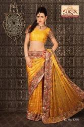 Designer Party Wear Sarees 5308