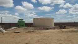 Metal Water Tanks