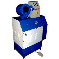 Hydraulic Hose Press Machine