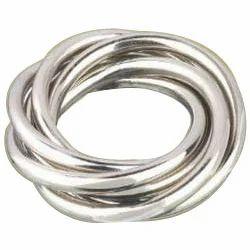 Five Ring Napkin Ring