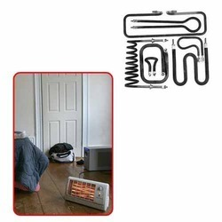 Tubular Heaters for Domestic Use
