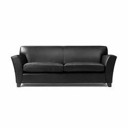 Leather Hotel Sofa