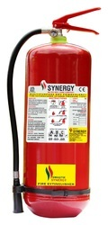 4 kg dry powder fire extinguisher