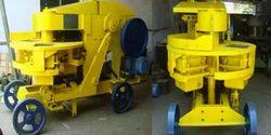 Automatic Mechanical Brick Press