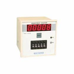 Digital Presettable Counters