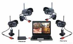 CCTV System for Industrial Premises