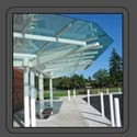 ACP & Glass Canopies