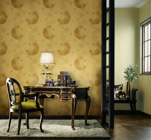 Wall Decoration Service - Decorative Wallpapers Wholesale Trader ...