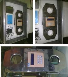 Wireless load cell with remote controller