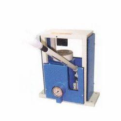 Hydraulic Press Hand Powered