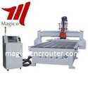 Linear Auto Tool Changer CNC Router Center