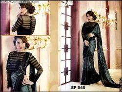 Bollywood Party Wear Printed Saree