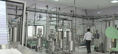 Food Processing Turnkey Projects