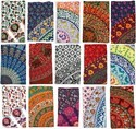 Wholesale Mandala Tapestry Mandala Wall Hanging Beach Throw