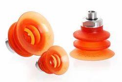 VBU Series Dual Bellows Suction Cups