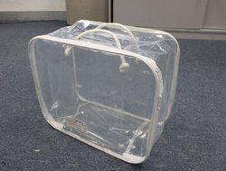 PVC Zippered Bag