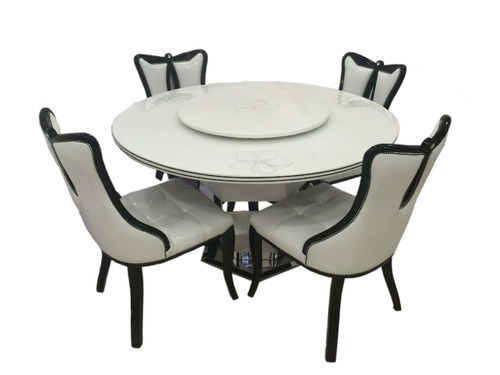 four seater marble dining sets Ovo 1 14 Marble Dining  : apple 033 500x500 from www.indiamart.com size 500 x 375 jpeg 24kB
