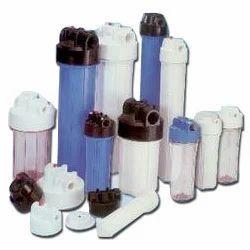 Plastic Filters Housings