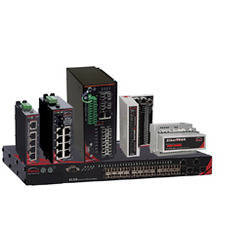 Industrial Ethernet Switch Slim Line