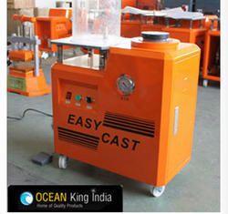 Ocean Series Mini 4L Vacuum Suck type Casting Machine