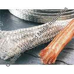 Round/Slim FLV Braided Copper Wire
