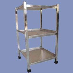AI-6249 Three Shelves Bed Side Locker