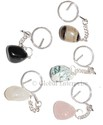 Gemstone Keyrings