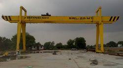 Electric Operated Goliath Crane