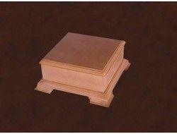 Square MDF Boxes
