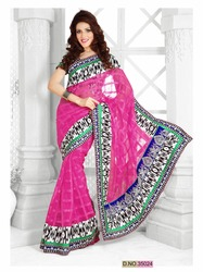 Ethnic Party Wear Sarees