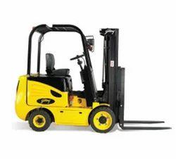 Battery Powered Forklift Trucks