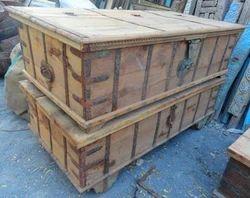 Coffeetable Box Trunk